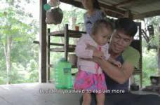 USAID Nurture 1000 Days Home Visit (ການຢ້ຽມຢາມຄົວເຮືອນ 1000 ວັນ)